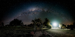 View From my Front Door (After Dark is my play ground) Tags: astro nightphotography longexposure panorama australiasw canonaustralia nightsky astrophotography