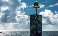 where's the love? (-gregg-) Tags: clouds sky solar light ocean love