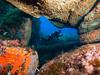 The Heart of Diving (altsaint) Tags: 714mm corsica gf1 panasonic mediterranean scuba underwater