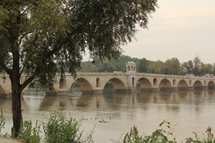Meri Kprs (besikt_asli) Tags: tree river edirne trakya meri maritsa bridge