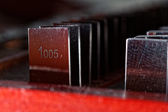 In a Row... (the.flea) Tags: inarow précision macromondays flea caleétalon gaugeblock