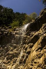 Waterfall from below (Miksi992) Tags: outdoor river landscape fresh water soil rock canon d600 bosnia vlasic mountain waterfall ugar ugric