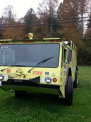 THIS IS NOT THE TRUCK FOR SALE ON EBAY (ARFFIDEAS) Tags: arff fire truck