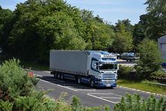 07-D-31274 Hinde Exports Dublin (Jonny1312) Tags: scania scaniar560 dublin maghera tobermore londonderry lorry truck