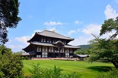 Templo Todai-ji, Nara (mixtli1965) Tags: budismo buda templo nara japon todaiji japan nikon 7100 tokina1116mmf28 d7100 temple