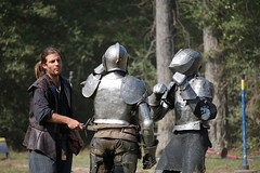 IMG_4816 (joyannmadd) Tags: renaissance hammond louisiana festival jousting birds prey celtic queens kings laren fest juggler washing well wenches wiskey bay rovers music midevil combat horse war fight armour joust dual knives knight shining run outdoor competition