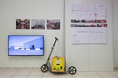 photoset: Nordwestbahnhof: Road Registers - On Site – Testfeld Mobilitäts-Alltag (7.10.2016, Rundgang)