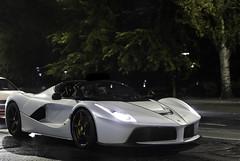 Ferrari LaFerrari Aperta (Mysea!) Tags: ferrari laferrari aperta nikon df 50mm aut budapest hungary worldcars car sportcar