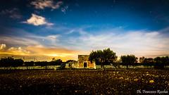19102016-_DSC0003 (Franzberserk) Tags: bari noci puglia albero campagna italia lungaesposizione masseria notte stelle vecchiocasolare