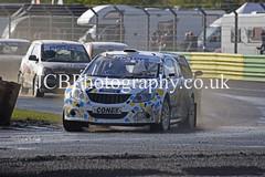_JCB9370a (chris.jcbphotography) Tags: procters coaches msa british rallycross grand prix croft circuit vauxhall corsa vxr paul coney