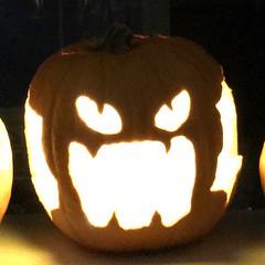 Brian's Pumpkin (Brian Sawyer) Tags: pumpkin jackolantern brian