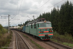 80-734 (dm35ru) Tags: russia vologdaregion railroad railway train electriclocomotive locomotive russianrailways rzd vl80s