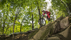 _HUN6479 (phunkt.com™) Tags: uci dh downhill down hill mtb mountain bike world cup mont sainte anne canada velerium coupe de mode 2016 photos race phunkt phunktcom keith valentine