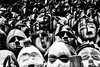 Máscaras africanas #1 (felipehuelvaphoto) Tags: 2016 arab bw blancoynegro byn maroc marruecos morocco tetuan