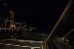 Traunkirchen Port (ernst.scherr) Tags: nacht see wasser mondaufgang mondlicht sternenhimmel wolken