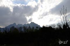 Nei momenti bui...immagino la luce!!! (Biagio ( Ricordi )) Tags: pasubio montagna italy nuvole sole