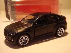 MAJORETTE BMW X6 NO2 1/64 (ambassador84 OVER 6 MILLION VIEWS. :-)) Tags: majorette bmwx6 diecast
