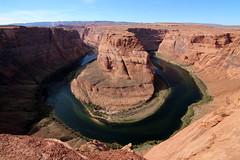 USA - Horse Shoe Bend (orangen im meer) Tags: usa horseshoebend