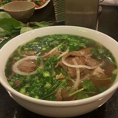 Time for the best pho in Vegas.