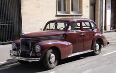 Opel Kapitn (01) (Stefan_68) Tags: auto car germany deutschland automobile voiture coche carro oldtimer limousine opel fahrzeug automvil kapitn automobil automvel worldcars