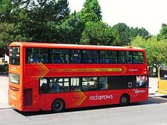Go North East 6054 (NK62EKD) - 12-08-15 (02) (peter_b2008) Tags: goaheadgroup gonortheast gonorthern redarrows volvo b9tl wrightbus wright eclipsegemini2 6054 nk62ekd buses coaches transport buspictures
