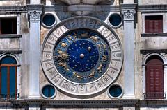 The Zodiac Signs (Sebastian Niedlich (Grabthar)) Tags: italien venice italy nikon italia sigma venezia hdr highdynamicrange d90 3exp grabthar sebastianniedlich nikond90 sigma182003563dcos torredorologio