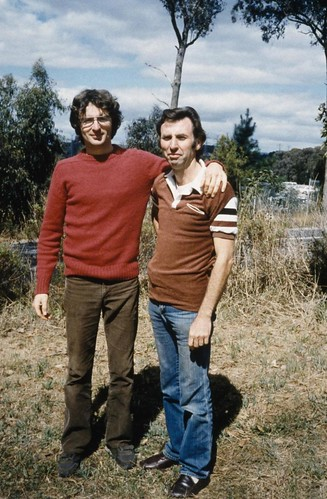 David Koresh and Clive Doyle