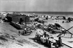 Huntington Beach, circa 1930 (Orange County Archives) Tags: california history beach playground children coast pier picnic historical southerncalifornia orangecounty huntingtonbeach orangecountyarchives orangecountyhistory