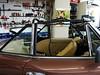 Fiat 124 Spider Verdeckbezug 2. Serie Montage drr 03