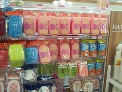 100_4362 (Amane-chan) Tags: food usa shop america japanese store texas candy box dollar pocky bento 100 snacks carrollton bentou yen pretz 100yen erasers daiso ramune carrolton candys iwako usadaiso