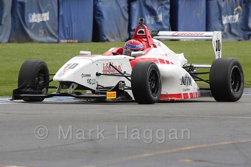 BRDC F4 at Donington Park, September 2015