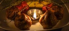 Modhak (Anita Sathiam's Click) Tags: festival rural temple worship village rice sweet indian traditional culture ganesh sweets enjoyment tamilnadu chaturthi kovil villagelife 2015 warmness ganpathi favaorite modhak anitasathiam kozlakatai