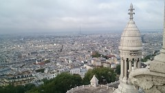 Paris à mes pieds (moscouvite) Tags: voyage paris france eiffel montmartre toureiffel heleneantonuk