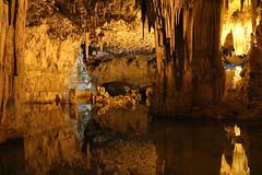 Neptune's Caves (La Bricalla) Tags: sardegna italy nature sardinia natura caves grotto cave cavern neptune capo grotte grotta alghero caccia nettuno stalattiti stalagmiti