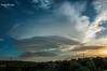 Lenticular clouds (Di Caudo Antonio) Tags: clouds sunrise nuvole alba sicily lenticular lenticolari