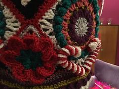 2015-10-06 21.08.10 (The Crochet Crowd) Tags: party crochet mikey exhibit yarn nutcracker artistry freeform caron simplysoft creativfestival yarnbomb crochetcrowd crochetnutcracker crochetstatue