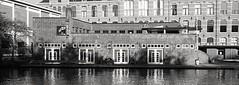 Rowing club LAGA. (Ro Rebbel) Tags: building rowing