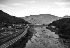 Returning from Kamikochi   (Jon-F, themachine) Tags: japan digital rural river asian countryside asia sony country rivers  nippon japo oriental orient fareast bodiesofwater nihon  digitalphotography japn   2015   bodyofwater landoftherisingsun    xapn jonfu  snapseed dscwx70