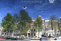 ...Wet... (AmsterSam - The Wicked Reflectah) Tags: autumn holland reflection water netherlands amsterdam canal europe wicked nophotoshop lifeisgood carpediem unedited waterreflections 2015 amstersam reflectah amstersm amsterdamthebestcityintheworld reflectionsofamsterdam checkoutmywebsitewwwamstersamcom wickedreflections puddlepictures thewickedreflectah canon70d amstersmthewickedreflectah