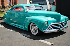 The Mez '41 Mercury (saltpetres) Tags: auto cars ford car club vintage 60s automobile aqua shine mercury turquoise hudson 50s 1941 41 mez
