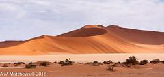 Dunes on road to Sossusvlei (TonyMatthews) Tags: namibia dunes sossusvlei