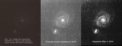 m51processing (desertstarsobservatory) Tags: galaxy processing m51 messier deepspace