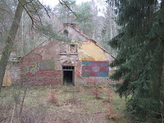 Mosaikbilder (Karl G.) Tags: abandoned military communism ddr brandenburg fürstenberg cccp verlassen kaserne kommunismus udssr gssd