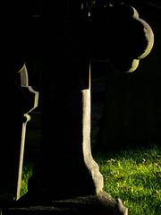 BRYAN_20161003_IMG_9228 (stephenbryan825) Tags: knottyash liverpool boldshapes contrast details graphic grass gravestone graveyards green hardlight harsh headstone lowangle minimalist selects sidelighting simplicity