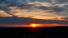 Sunrise through clouds (AncasterZ) Tags: sunrise sunset clouds laea1 sal1650