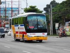 Yellow Bus Line A-025 (Monkey D. Luffy 2) Tags: bus mindanao photography yutong philbes philippine philippines enthusiasts society