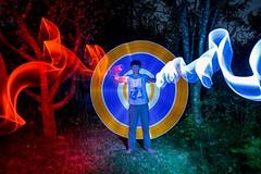 Guess which hand? (Nikolas Fotos) Tags: lightpainting lightart llightpainting lightpaintingphotography lichtmalerei lichtkunst longexposure longexposurephoto nightshot nightphoto nightscape nightphotography night lihgt lightbrush