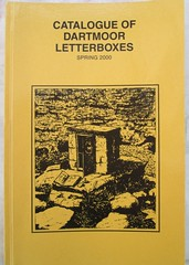 Dartmoor Letterbox Catalogue 2000 (Bridgemarker Tim) Tags: dartmoor letterboxing views moors desolate bookstore bookstores bookshop books libreria librerias