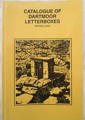 Dartmoor Letterbox Catalogue 2000 (Bridgemarker Tim) Tags: dartmoor letterboxing views moors desolate