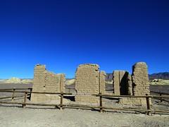 Harmony Borax Works #5 (jimsawthat) Tags: desert mojavedesert rural california deathvalleynationalpark mining borax adobe ruin